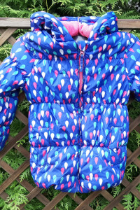 z5 kurtka płaszczyk Mothercare rozm 122