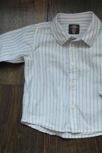 Koszula w paski H&M 74...