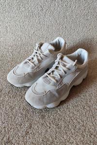Buty sportowe beżowe