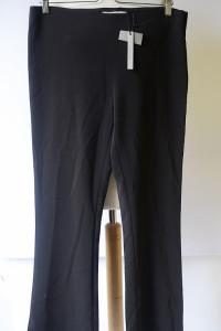 Spodnie NOWE Czarne Vero Moda S 36 Rozszerzane Nogawki...