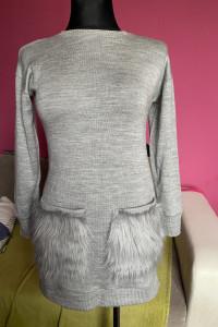 Sweter tunika...