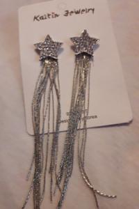 Kolczyki gwiazdy