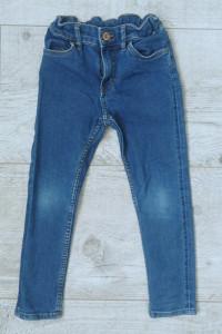 Spodnie jeansowe H&M rozmiar 110