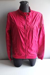 Różowa malinowa kurtka M Diverse