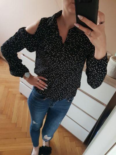 Koszule koszula w groszki