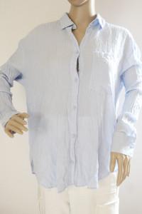Koszula Niebieska Błękitna H&M XL 42 Elegancka Pracy...