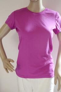 Bluzka Koszulka Różowa Nike Dri Fit Running S 36 Róż