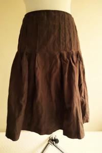 Spódnica z materiału strukturalnego 38 Franco Callegari...