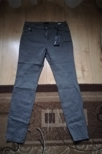 Spodnie szare Reserved...