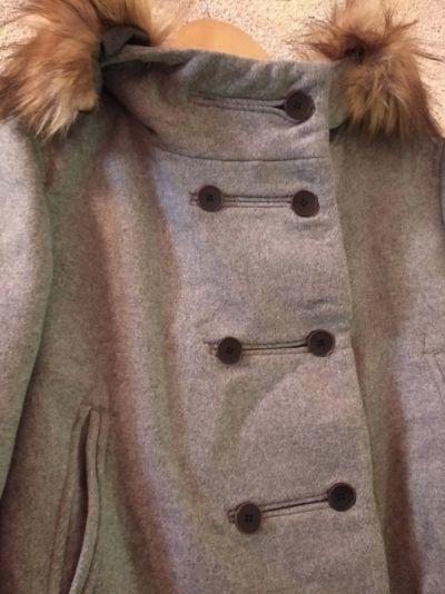 Odzież wierzchnia Plaszcz Zara