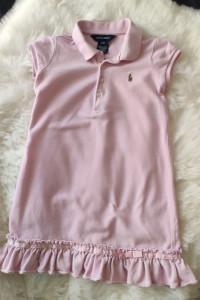 Sukienka na dziewczynkę Polo Ralph Lauren