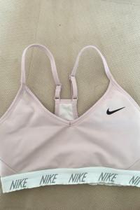 Sportowy top do ćwiczeń Nike S...