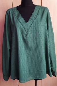 Zielona bluzka Kiabi 58 60