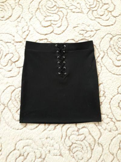 Spódnice Czarna spodnica