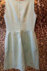 Błękitna sukienka L 40...