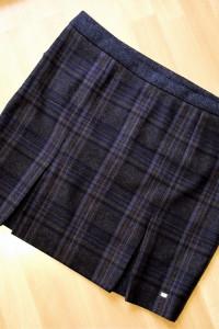 Tommy Hilfiger MOON spódnica wełna 12 40