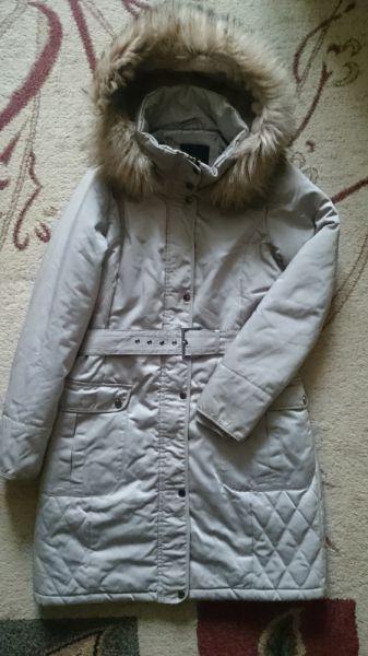 Odzież wierzchnia Damska długa kurtka zimowa płaszcz Reserved rozmiar 38