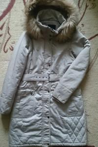 Damska długa kurtka zimowa płaszcz Reserved rozmiar 38