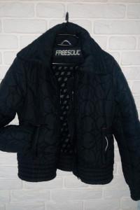 Freesoul pikowana ciepła kurtka na zimę