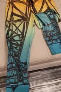 Nowe spodnie dresowe wzory kolory