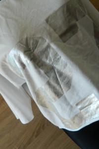 Vila luźna bluzka z nadrukiem roz M...