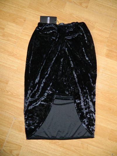 Spódnice Missguided asymetryczna spódnica roz 40