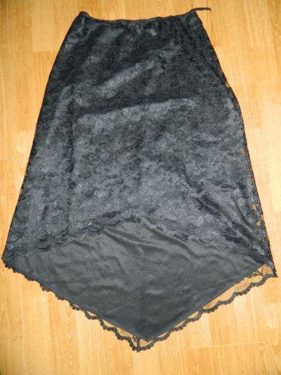 Spódnice Saint Tropez koronkowa spódnica roz L