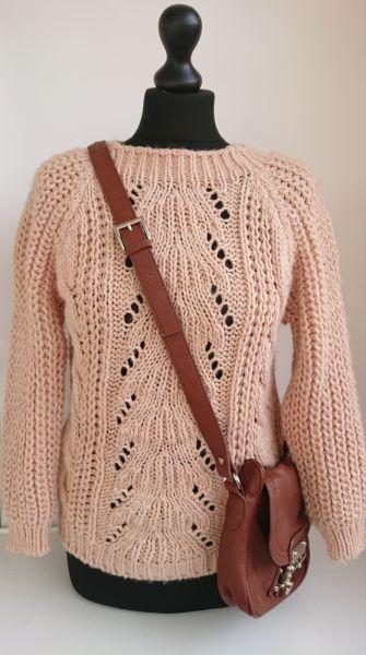 Swetry Sweterek wełniany