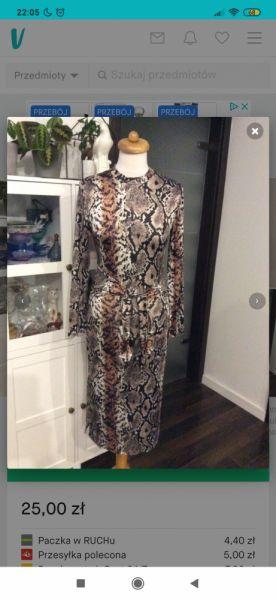 Ubrania Sukienka SheInside