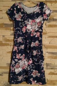 Cudna sukieneczka w kwiaty 36 38...