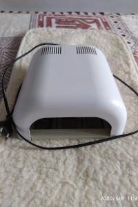 Lampa UV 230V 4x9Watt do utwardzania żelu hybryd akrylu sprawna