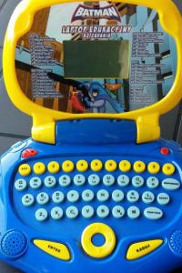 Laptop edukacyjny