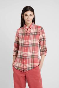 Ralph Lauren koszula w kratę kraciasta