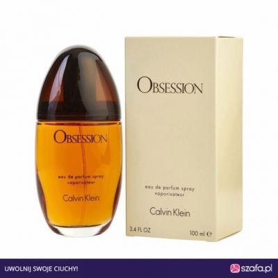 Perfumy CALVIN KLEIN OBSESSION