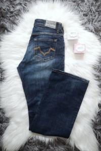 Mustang Oryginalne spodnie jeansy damskie W30 L34