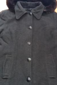 Płaszcz długi S...