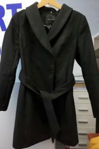 Czarny płaszczyk lekki New Look