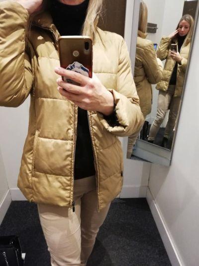 Odzież wierzchnia Lekka ciepła kurtka