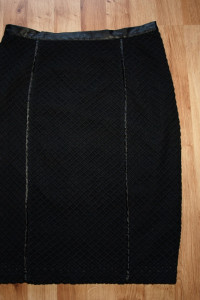 Spódnica zip M L