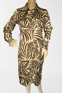 Sukienka Zeberka Lipsy London S 36 Koszulowa Elegancka...
