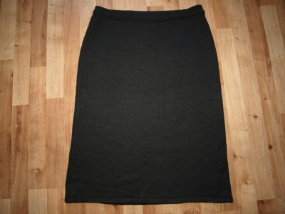 Spódnice Grafitowa spódnica 44 46