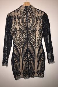 Piękna nowa sukienka z koronki CHELSEA