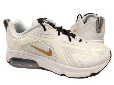 Sportowe Białe sneakersy Nike Air Max 200 rozmiar 40