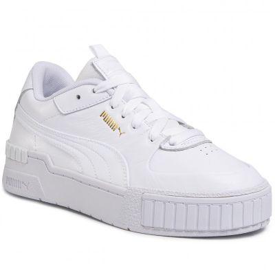 Trampki Białe sneakersy Puma California Cali Sport 40