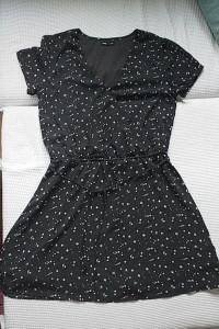 Czarna Sukienka SINSAY...