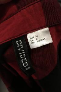 Koszula w kratę z H&M rozmiar 36...