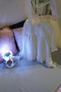 Sukieneczka do chrztu...