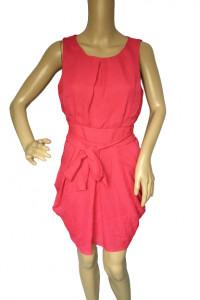 Sukienka NOWA Asos L 40 Różowa Róż Tulipan Elegancka...