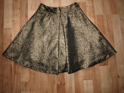 Spódnice Złota spódnica XS