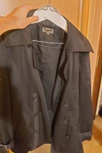 Płaszcz czarny...